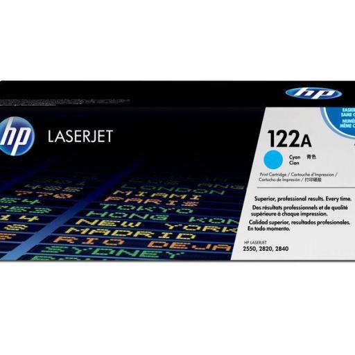 HP Toners Laser 122A Cyan Q3961A