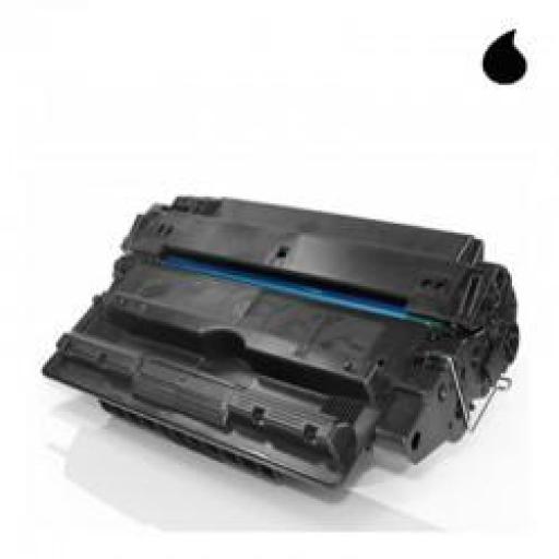Q7516A TONER GENERICO HP NEGRO (N 16A) 12.000 PAG.