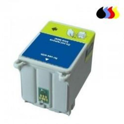 T018 CARTUCHO EPSON GENERICO COLOR (42,3 ML)