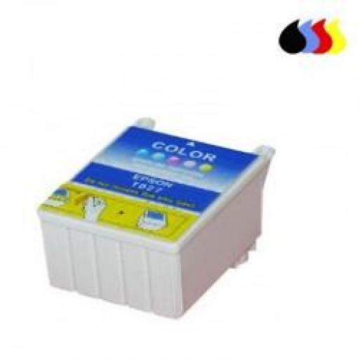 T027 CARTUCHO GENERICO EPSON COLOR (42ML)
