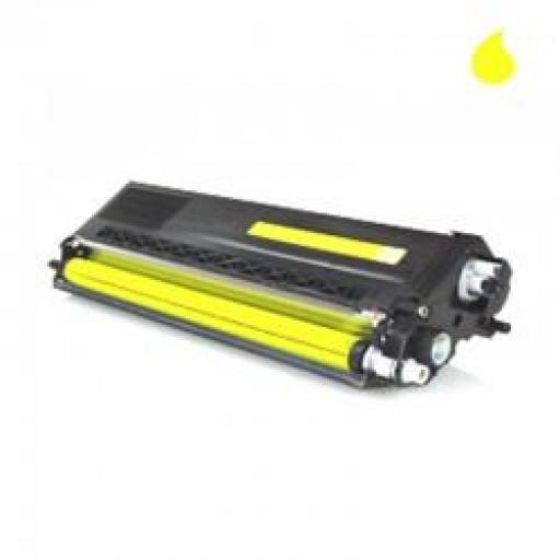 TN325Y TONER GENERICO BROTHER AMARILLO (TN-320/TN-325Y) 3.500 PAG.