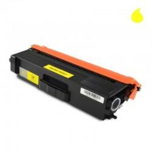 TN326/336Y TONER GENERICO BROTHER AMARILLO (TN-326/336Y) 3.500 PAG. [0]