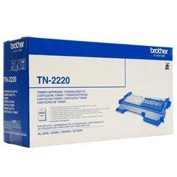 TÓNER ORIGINAL BROTHER TN-2220/ NEGRO