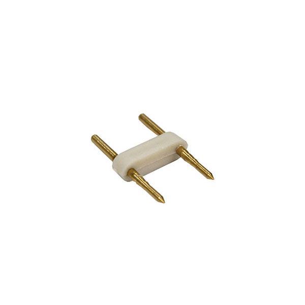 CONECTOR 2-PIN PARA TIRA MONOCOLOR 230V