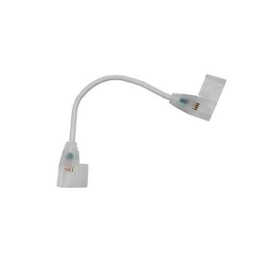 CONECTOR 4-PIN CABLE UNION TIRA-TIRA RGB 230V