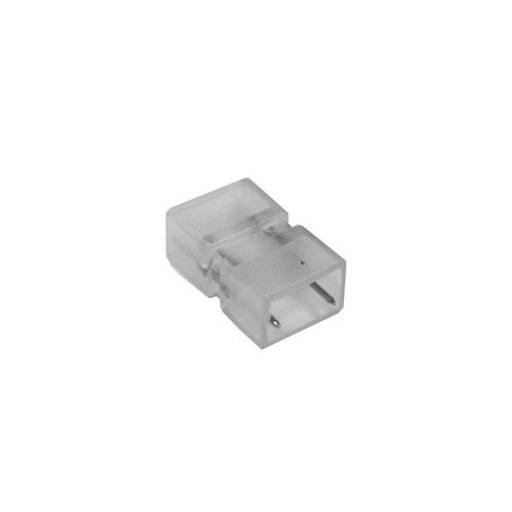 CONECTOR RECTO 2-PIN TIRA-TIRA MONOCOLOR 230V