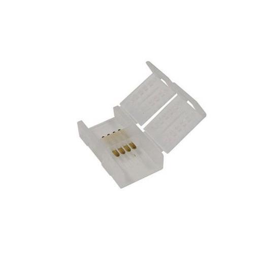 CONECTOR RECTO 4-PIN TIRA-TIRA RGB 230V