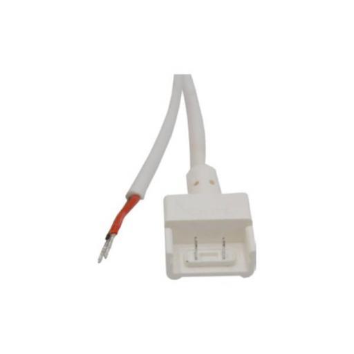 CONECTOR RAPIDO TIRA-CABLE 10MM MONOCOLOR IP68 [0]