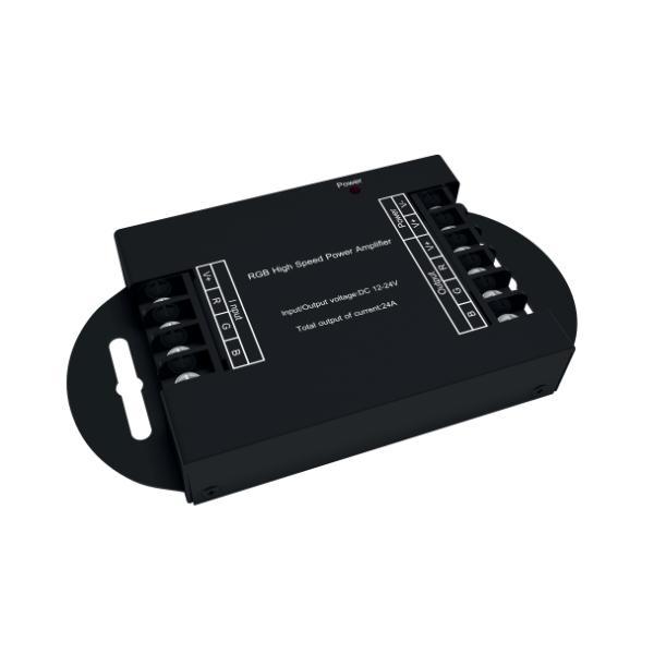 AMPLIFICADOR LED RGB – 24V – 576W
