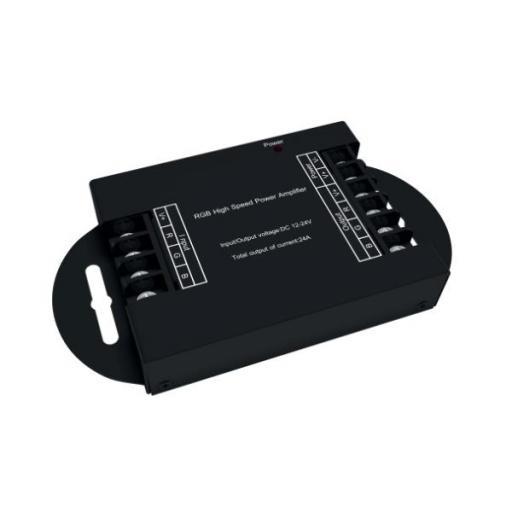 AMPLIFICADOR LED RGB – 24V – 576W [0]