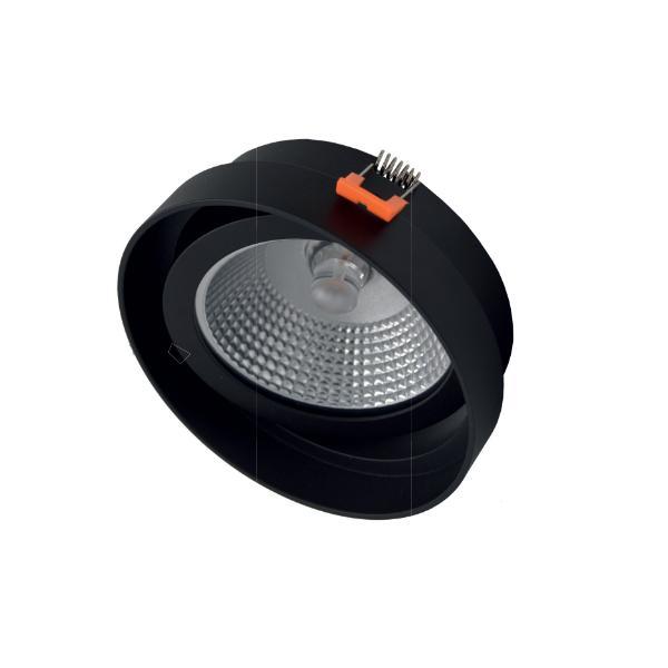 Aro BIONIQ Circular Empotrar para QR111 (Seleccionar Color)