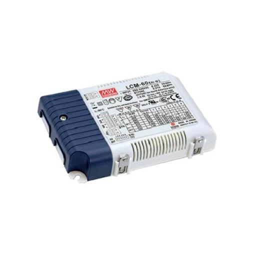 LED Driver para Panel 60×60 REGULABLE MEANWELL TRIAC 1-10V-PWM