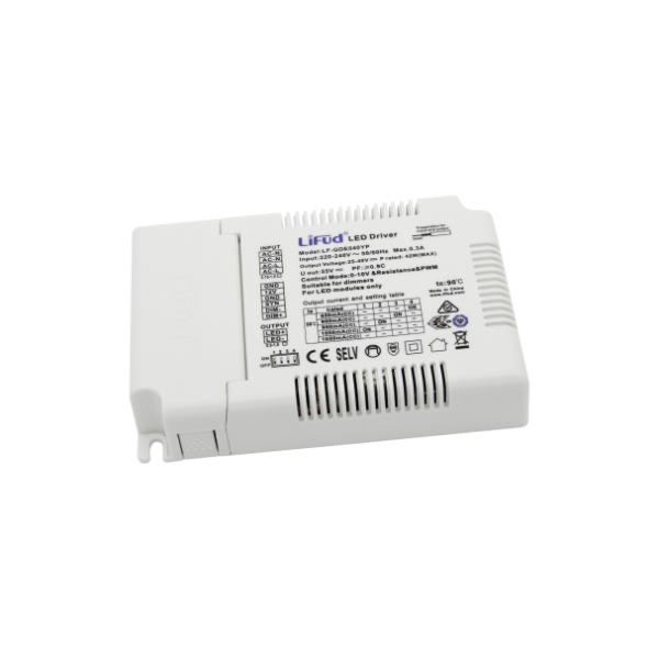 LED Driver 40W para Panel 60×60 REGULACION MEANWELL