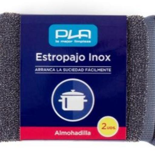 Estropajo Inox