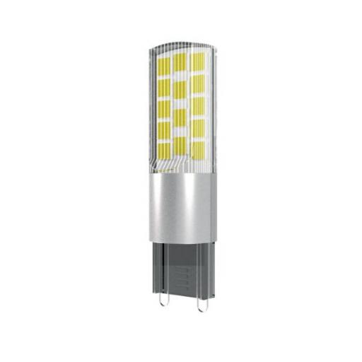BOMBILLA G9 LED MINI 220V 4W 3200K 360º