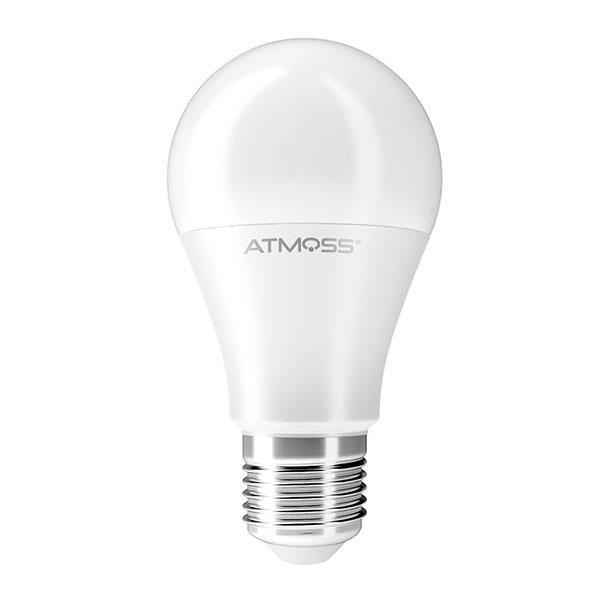 STAND LED A60 E27 10W 240º AMPERA