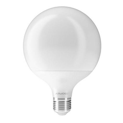 GLOBO LED G95 E27 15W 300º AMPERA