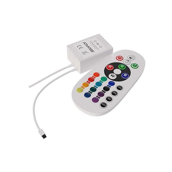 CONTROLADOR LED RGB – 24V – 144W I-R