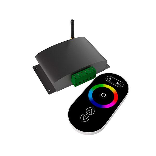 CONTROLADOR LED RGB – 24V – 288W MANDO TACTIL ( Seleccionar Tipo Mando )