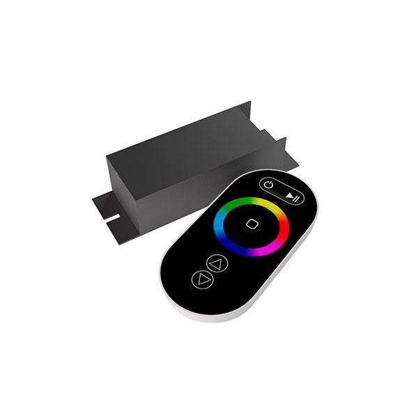 CONTROLADOR LED RGB – 24V – 432W 2.4G MANDO TACTIL