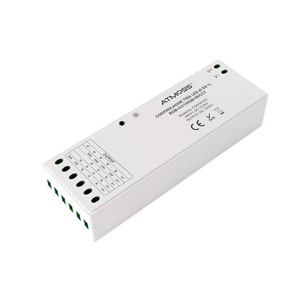 CONTROLADOR LED TIRA (5 EN 1) RGB+CCT/RGB+W/CCT