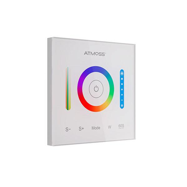 CONTROLADOR LED PARA TIRA RGB/RGBW/RGB+CCT EMPOTRABLE