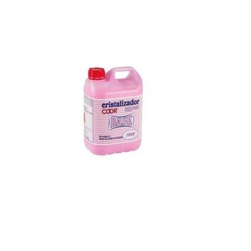 Cristalizador para abrillantar suelos Cool Rosa Garrafa de 5 L. [3]