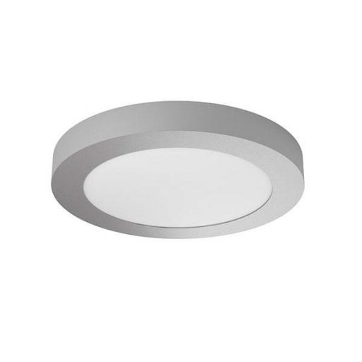 DOWNLIGHT ELYOS CIRC.SUPERF. 12W CROMO MATE 3200K