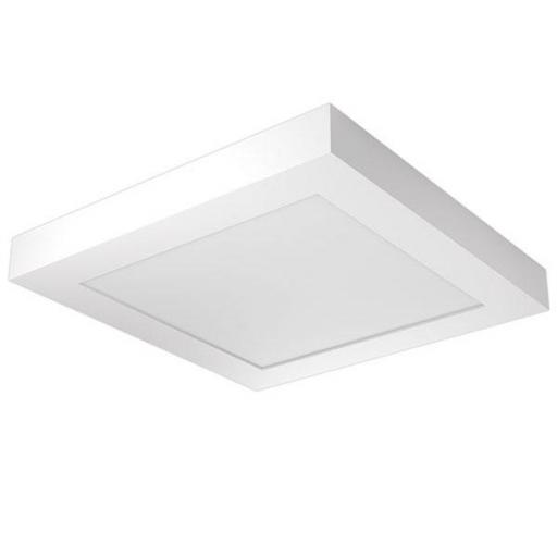 DOWNLIGHT ELYOS CUADRADO SUPERFICIE 12W BLANCO