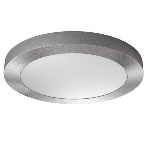 DOWNLIGHT ELYOS CIRCULAR SUPERFICIE 18W ALUMINIO BRUSH