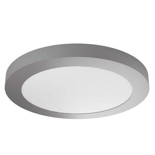 DOWNLIGHT ELYOS CIRCULAR SUPERFICIE 25W CROMO MATE