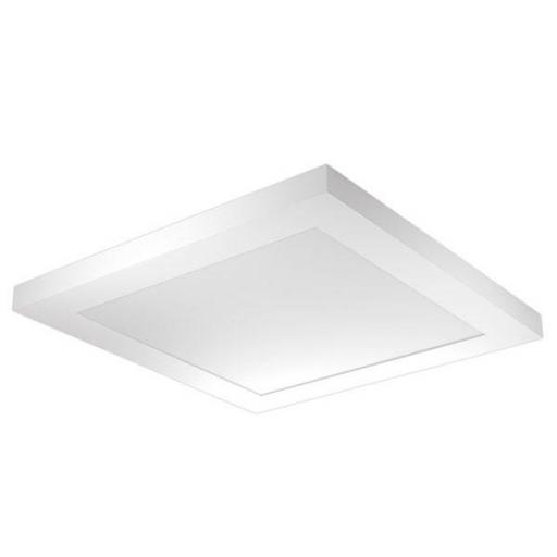 DOWNLIGHT ELYOS CUADRADO SUPERFICIE 24W BLANCO