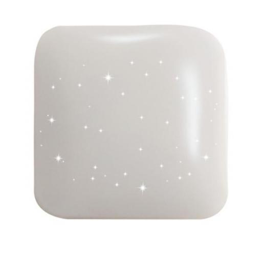 DOWNLIGHT PLAFON LED CUADRADO SUPERFICIE 24W DIAMOND