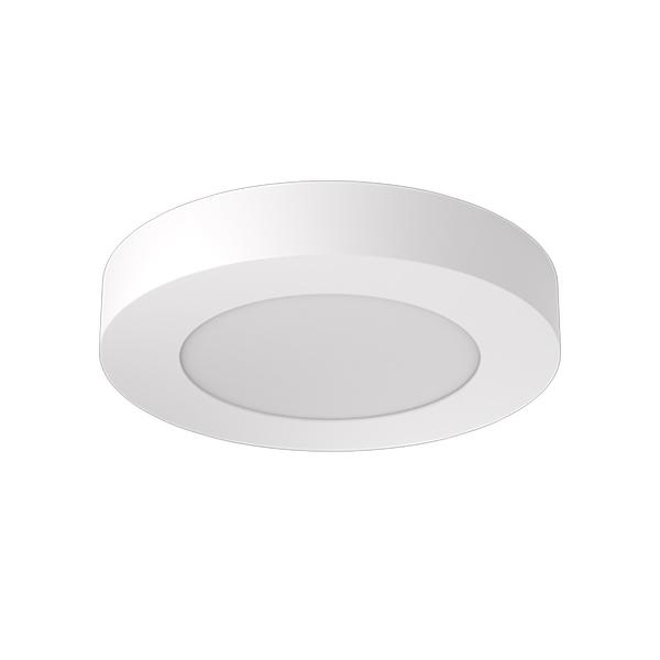 DOWNLIGHT ELYOS CIRCULAR SUPERFICIE BLANCO 6W