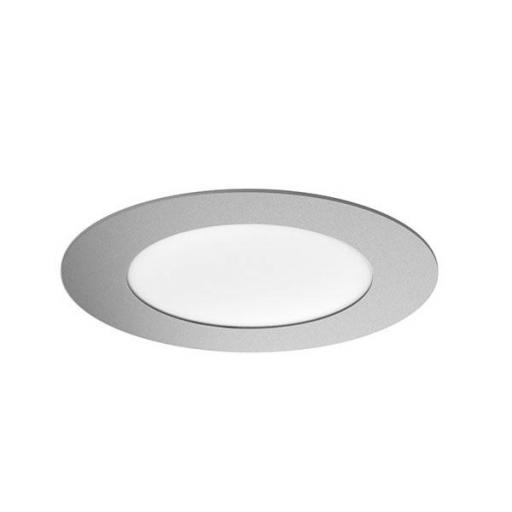DOWNLIGHT ELYOS CIRCULARPLANO 6W CROMO MATE
