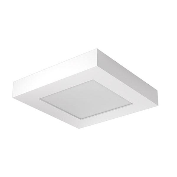 DOWNLIGHT ELYOS CUADRADO SUPERFICIE 6W BLANCO