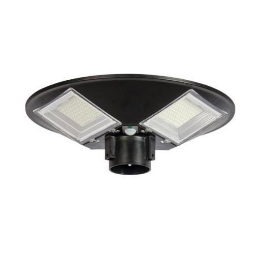FAROLA SOLAR LED UFO CON MANDO 120W IP65 ( Seleccionar Color Luz ) [0]