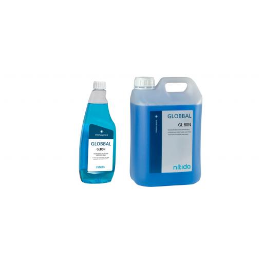 Desinfectante Superficies GLOBBAL GL 80 (Covi-19)