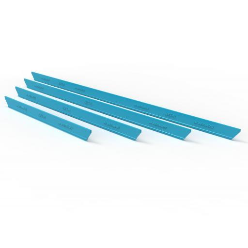 Nueva Goma Azul Moerman para guías Liquidator  [2]