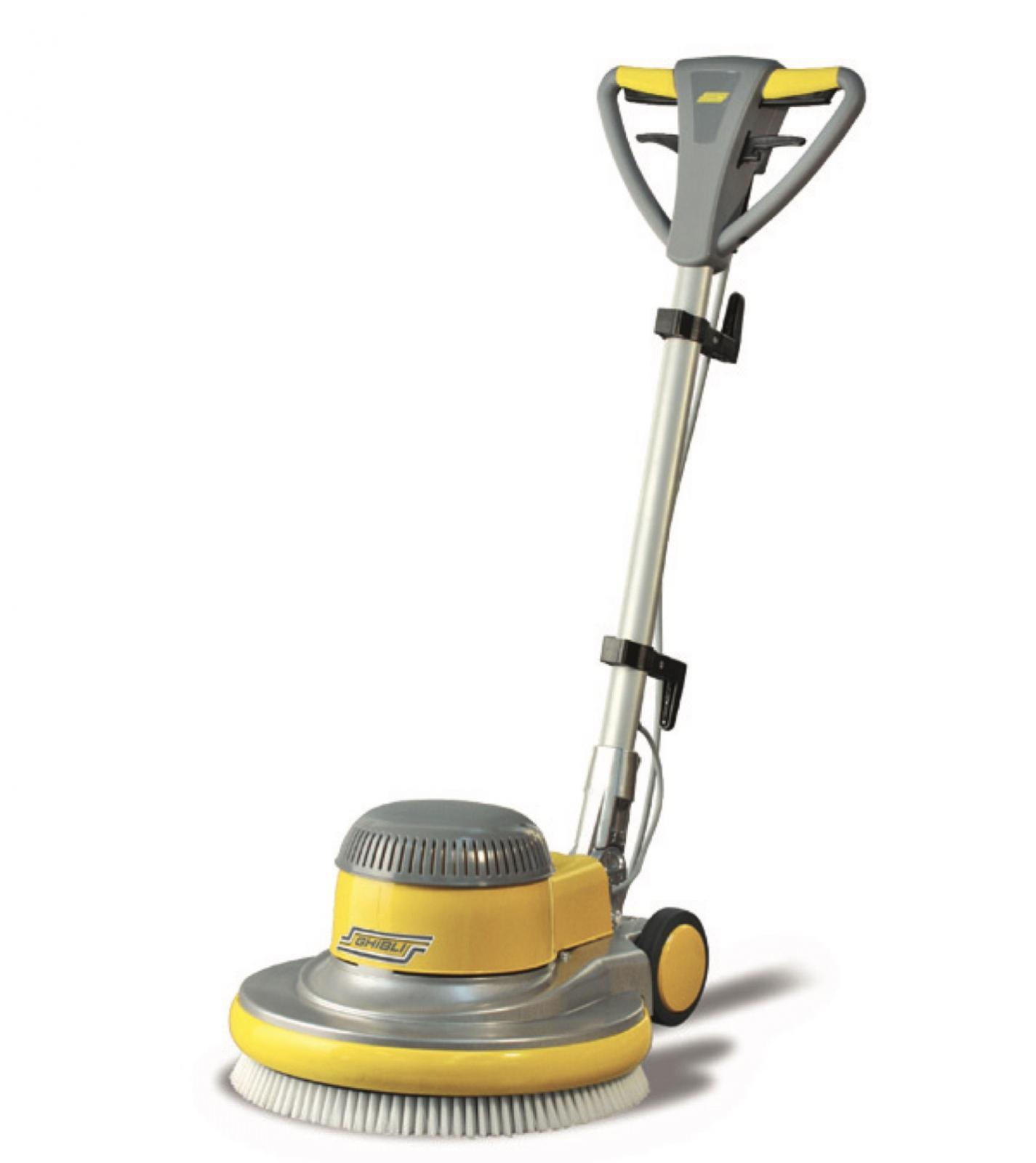 Rotativa SB 150 L16. Diametro ancho de trabajo 505 mm. Para Profesionales de la Limpieza y Restauración