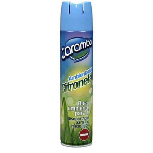 Ambientador Elimina Mosquitos con Citronela Caramba Spray 400ml [2]