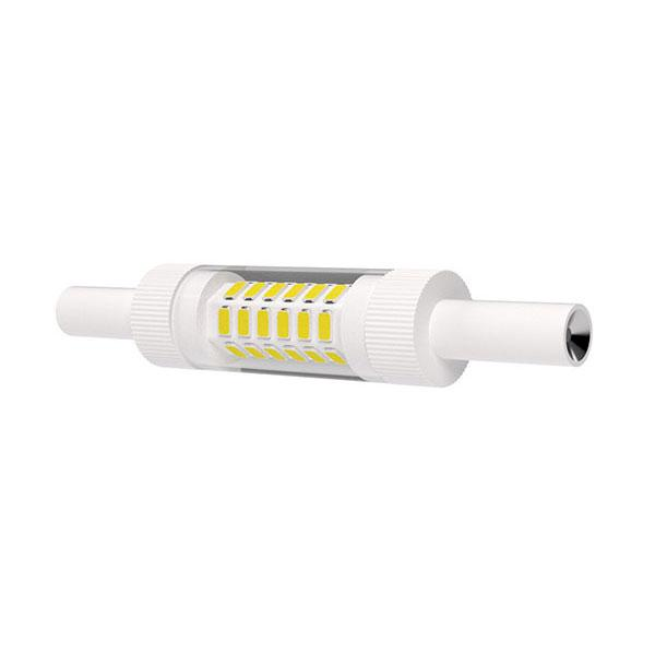 LÁMPARA LINEAL SLIM LED 5W R7S 78mm 360º