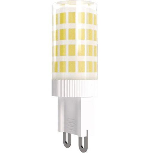 BOMBILLA G9 LED MINI 220V 360º 3,5W REGUL. 3200K