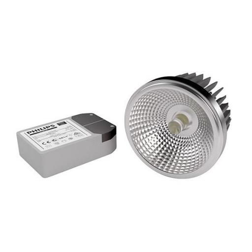 MÓDULO LED QR111 30W COB 45º  [0]