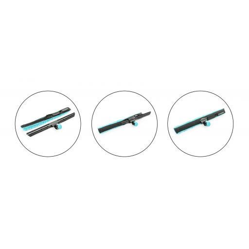 Soporte barra para mojador Combinator 2.0 Moerman (seleccionar medida) [3]