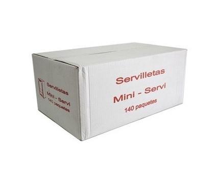 SERVILLETA MINISERVIS