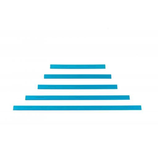 Nueva Goma Azul Moerman para guías de Acero y aluminio [3]