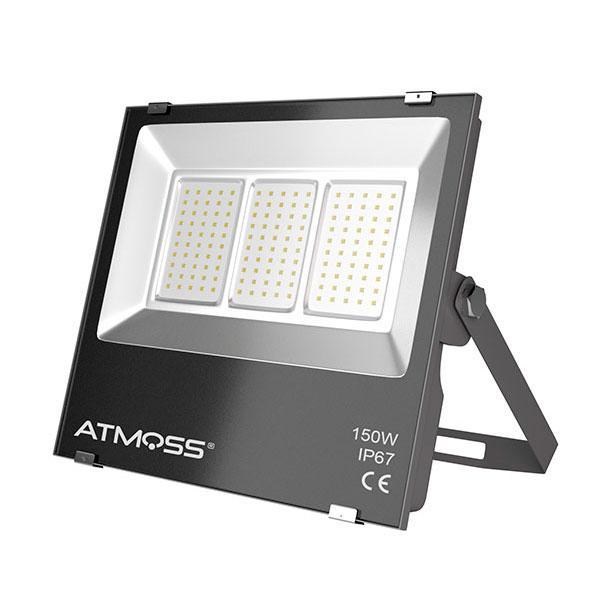 PROYECTOR CHIP SMD OSRAM 150W IP67 UltraSlim (Seleccionar Color de Luz)