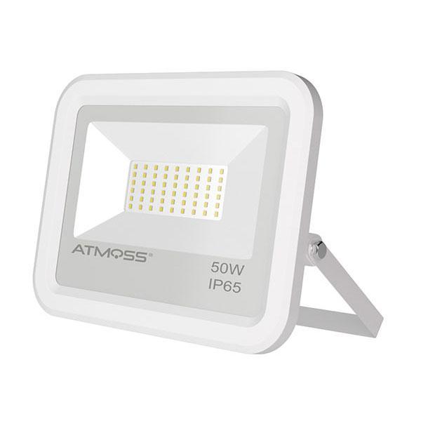 PROYECTOR EXTERIOR SMD PHILIPS 50W IP65 U. Slim Blanco (Seleccionar Luminosidad)