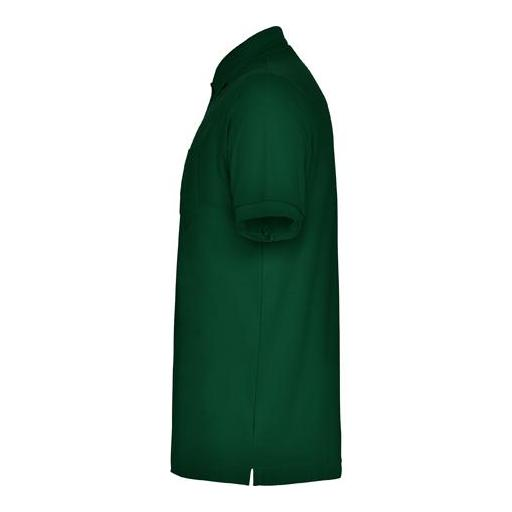 Polo Hombre con bolsillo - Verde botella (seleccionar talla) [1]